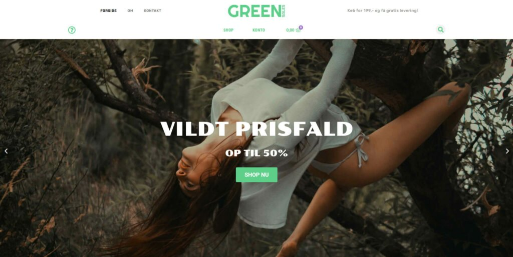 Greensales Reference